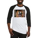 Yeshua, The Lion Of Judah Baseball Jersey