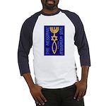 The Messianic Jerusalem Seal Baseball Jersey