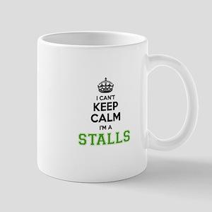 STALLS I cant keeep calm Mugs