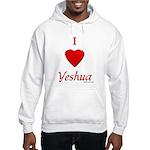 I Love Yeshua Hooded Sweatshirt