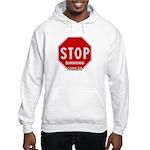 Stop Sinning Hooded Sweatshirt