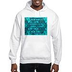 Isaiah - Yeshayahu 9:6 Hooded Sweatshirt