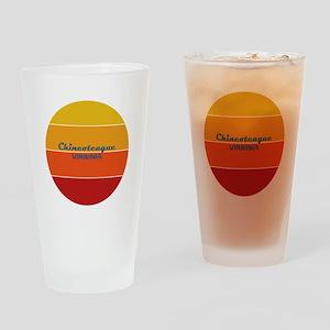 Virginia - Chincoteague Drinking Glass