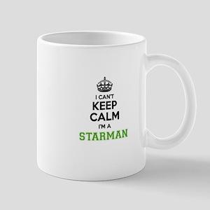 Starman I cant keeep calm Mugs