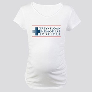 Grey Sloan Memorial Hospital Maternity T-Shirt