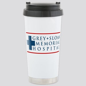 Grey Sloan Memorial Hospital Ceramic Travel Mug