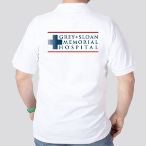 Grey Sloan Memorial Hospital Golf Shirt