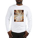 Light Of The Eyes Long Sleeve T-Shirt