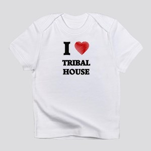 I Love Tribal House Infant T-Shirt