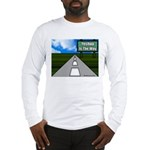 Yeshua Is The Way Long Sleeve T-Shirt