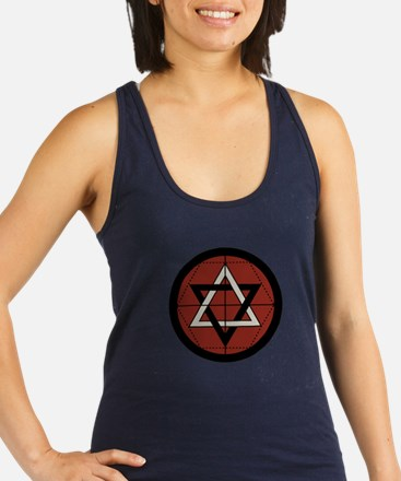Martinist Seal Racerback Tank Top
