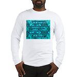 Isaiah - Yeshayahu 9:6 Long Sleeve T-Shirt