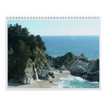 Monterey California Coast Wall Calendar