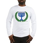 Not By Power, Nor By Might Long Sleeve T-Shirt