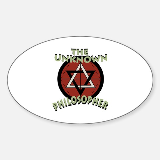 Unknown Philosopher Decal