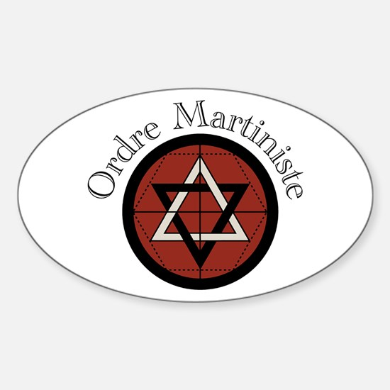 Ordre Martiniste Decal