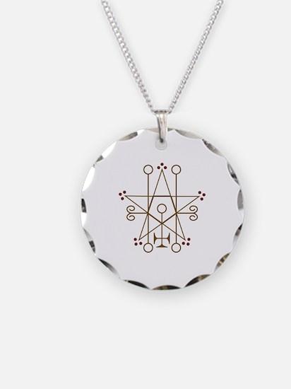 Astaroth Goetic Seal Necklace