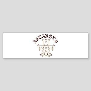 Astaroth Bumper Sticker