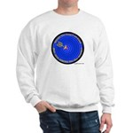 Torah, The Target of God Sweatshirt