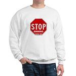 Stop Sinning Sweatshirt