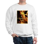 Our God Is A Consuming Fire Sweatshirt