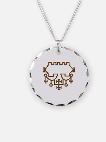 Belial Goetic Seal Necklace