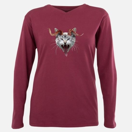 Krampus Cat T-Shirt