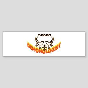 Demonologist Bumper Sticker