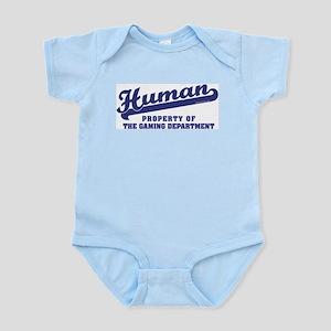 Human Team Infant Creeper