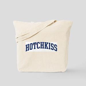 HOTCHKISS design (blue) Tote Bag