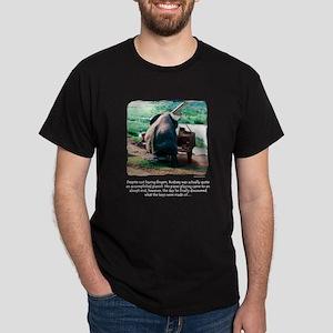 Tickling the Ivories Dark T-Shirt