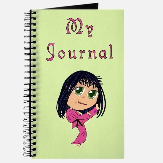 Kicking Spirit sBkG Journal