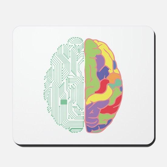 Left & Right Brain Mousepad