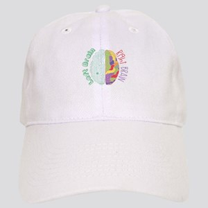 Left & Right Brain Baseball Cap