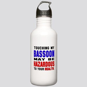 Touching my Bassoon Ma Stainless Water Bottle 1.0L