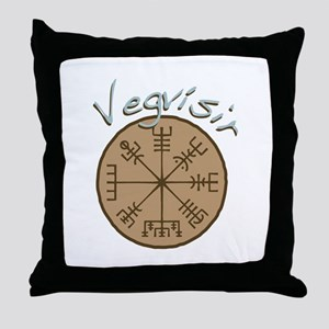 Vegvsir Throw Pillow