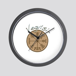 Vegvsir Wall Clock