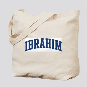 IBRAHIM design (blue) Tote Bag