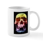 Pop Art Skull Face Mugs