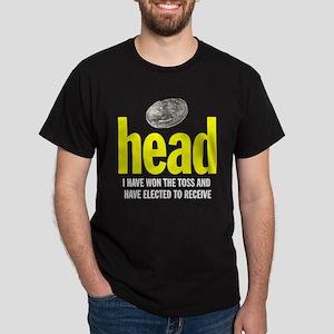 'Getting Head' Unisex Wear Dark T-Shirt