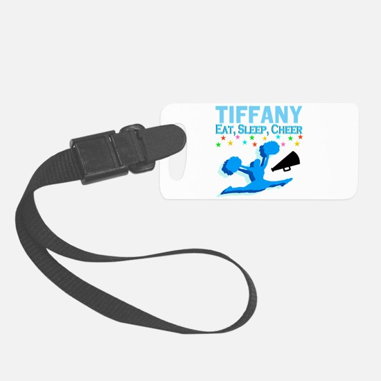 PERSONALIZED CHEER Luggage Tag