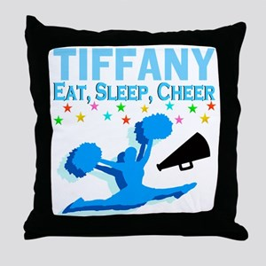 PERSONALIZED CHEER Throw Pillow