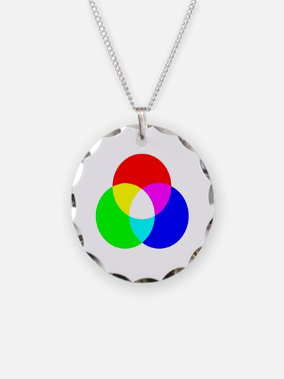 Unique Digital Necklace