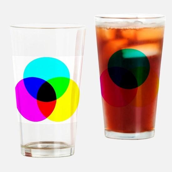 Cute Ray key Drinking Glass