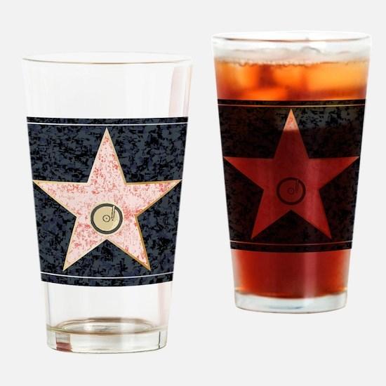 Unique Copy space Drinking Glass