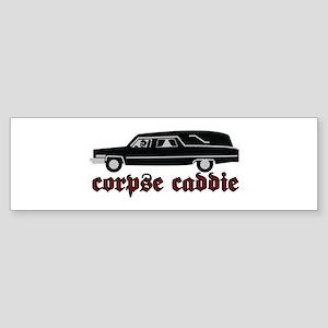 Corpse Caddie Bumper Sticker