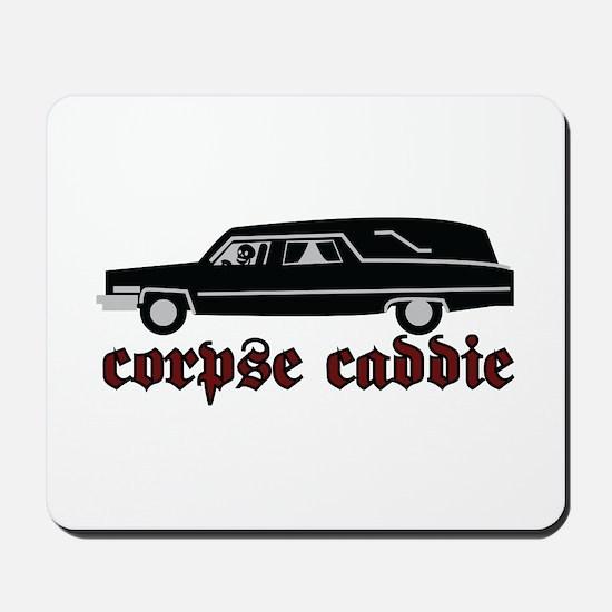 Corpse Caddie Mousepad