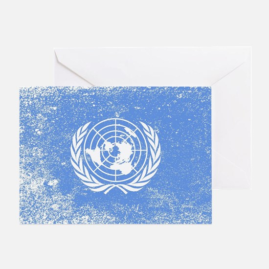 Cute United nations Greeting Card