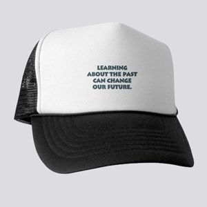 History Teacher Trucker Hat