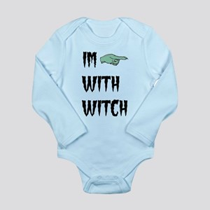 Im with witch Body Suit